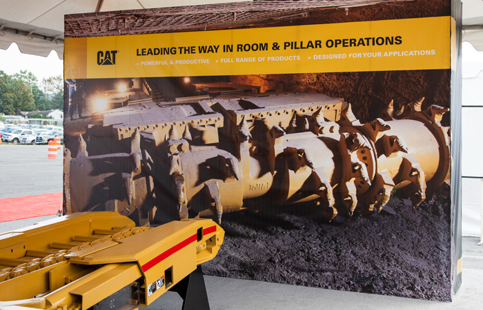 Booth Graphics Banner
